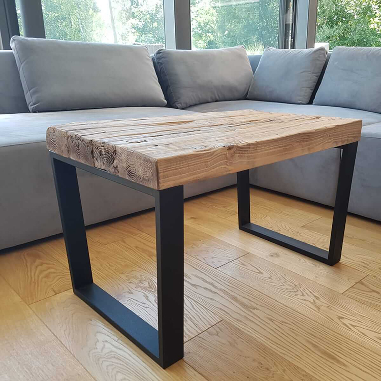 Reclaimed Wood Coffee Table From Reclaimed Wood Nydala Design